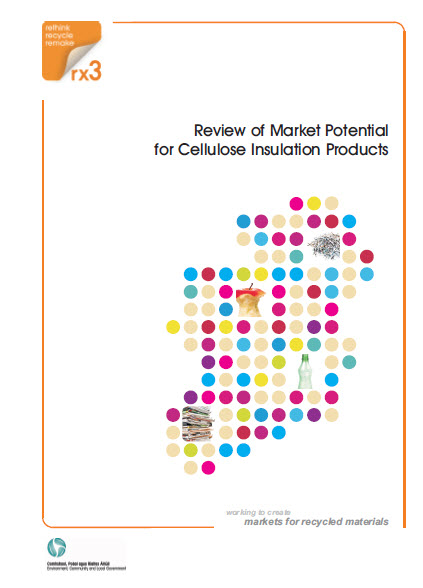 Review of cellulose insulations